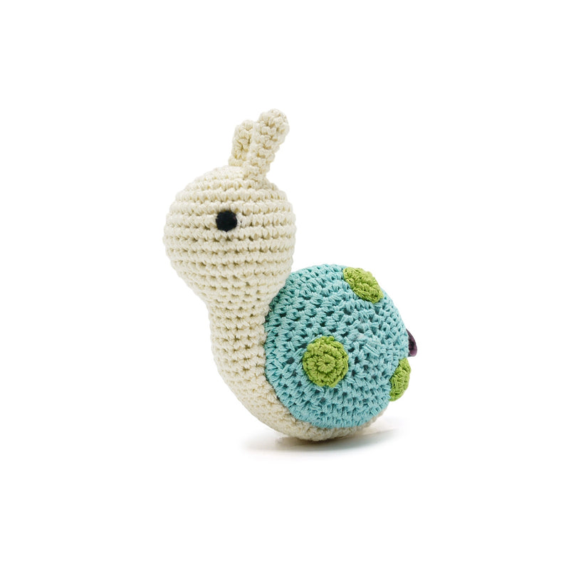 Little Snail Dog Toy