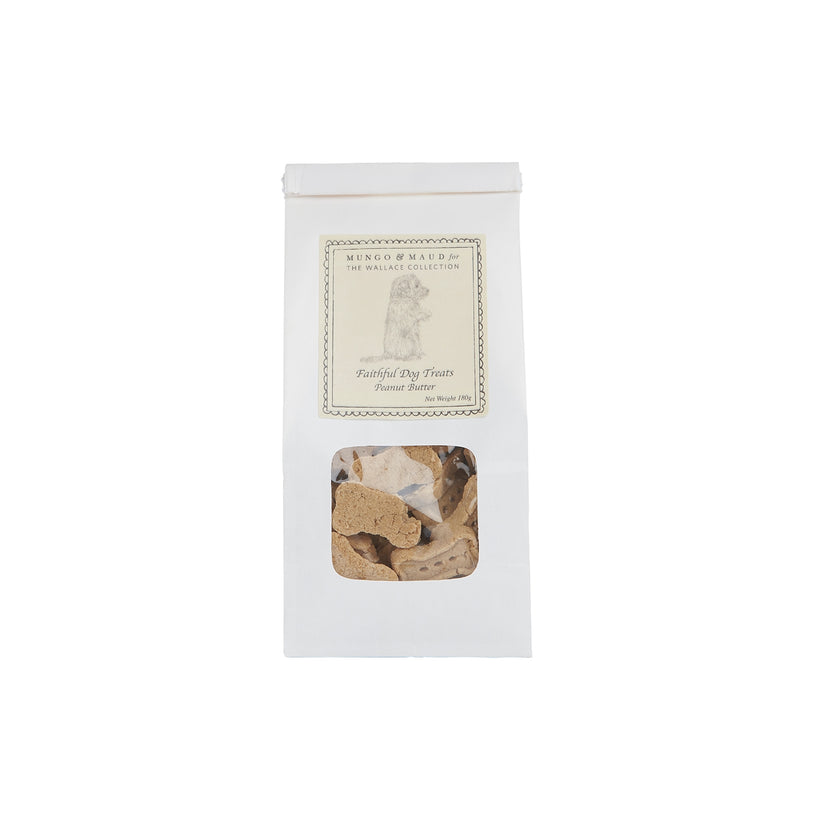 Faithful Dog Treats ~ For The Wallace Collection