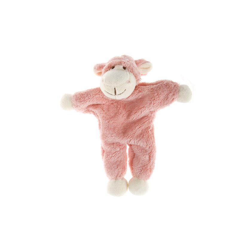 Stuffless Lamb Dog Toy