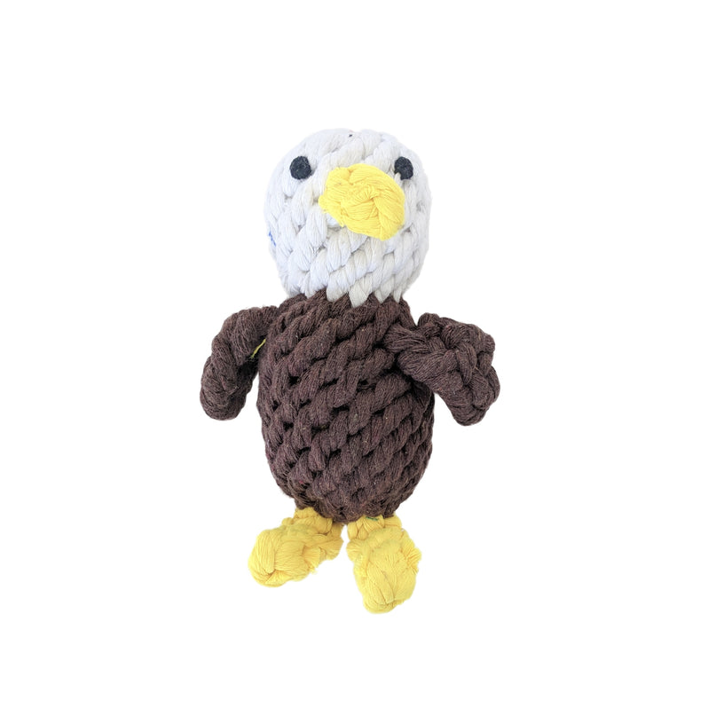 Eagle Rope Dog Toy
