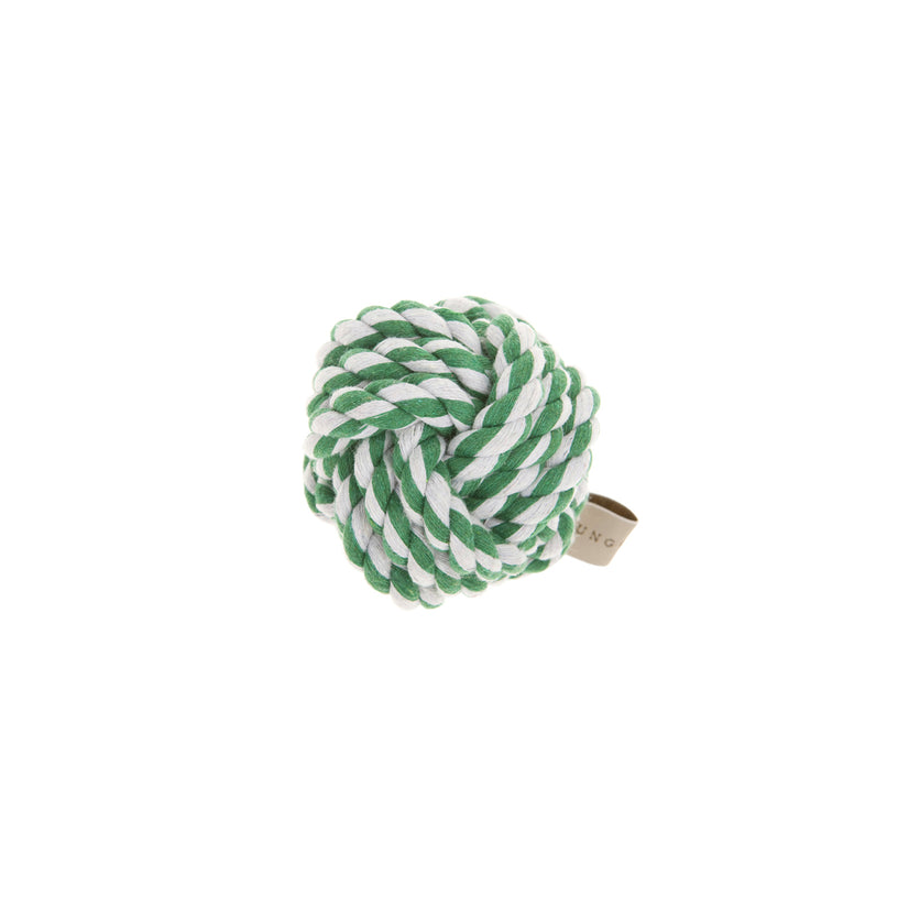 Forget Me Knot Rope Dog Toy