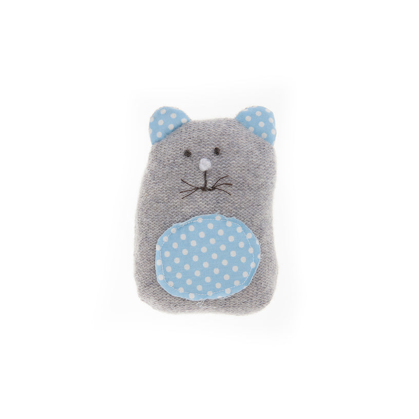 Knitted Cat Dog Toy