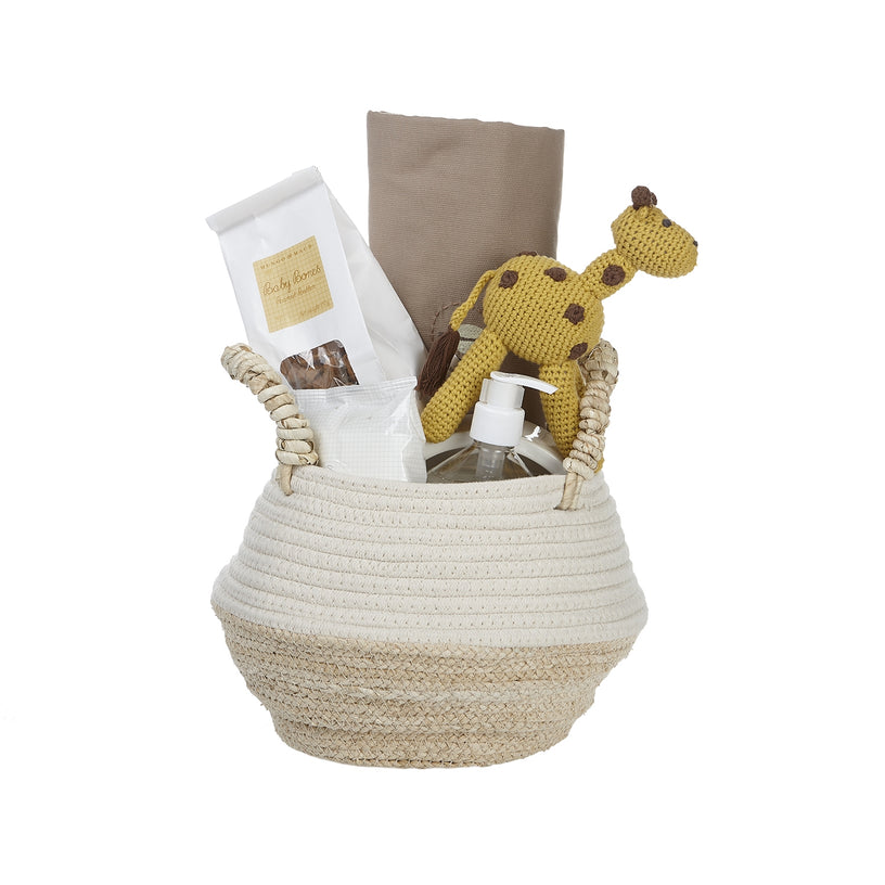 Puppy Gift Basket