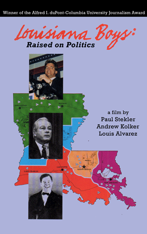Louisiana Boys - Raised on Politics (Home Video)