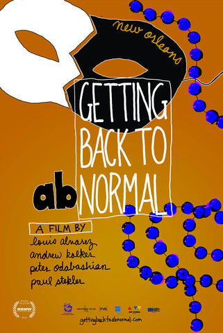 Getting Back to Abnormal (Home Video)