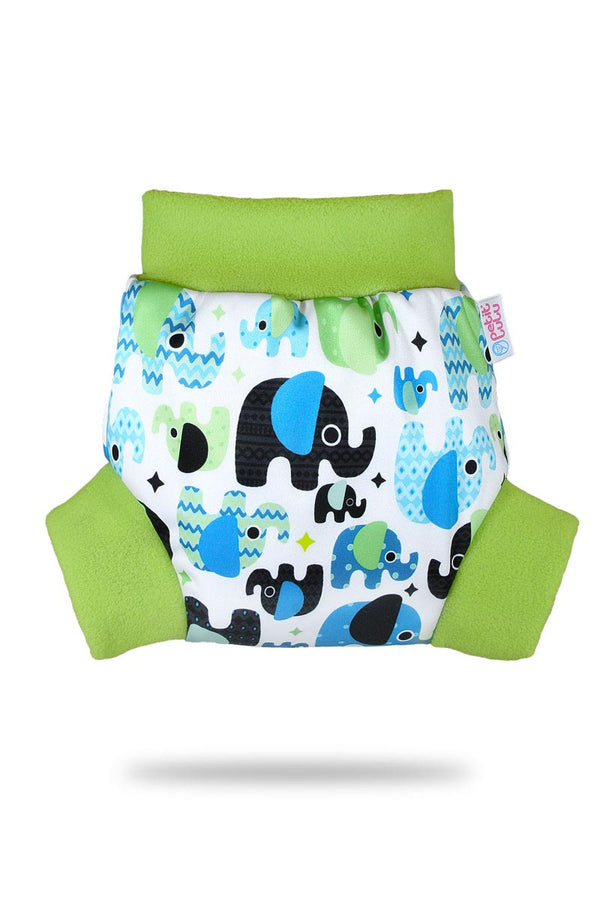 Petit Lulù - L Cover pull-up baby Elephant