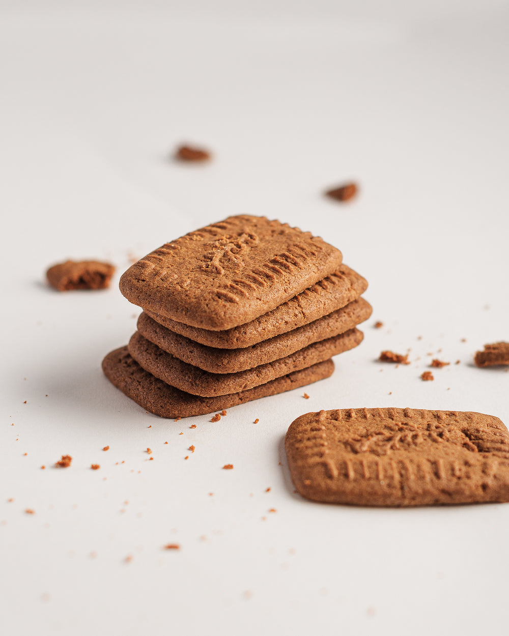 Spiced biscuit