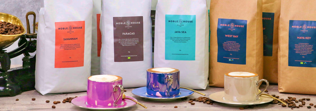 Noble House Prepared Coffee Corporate Services