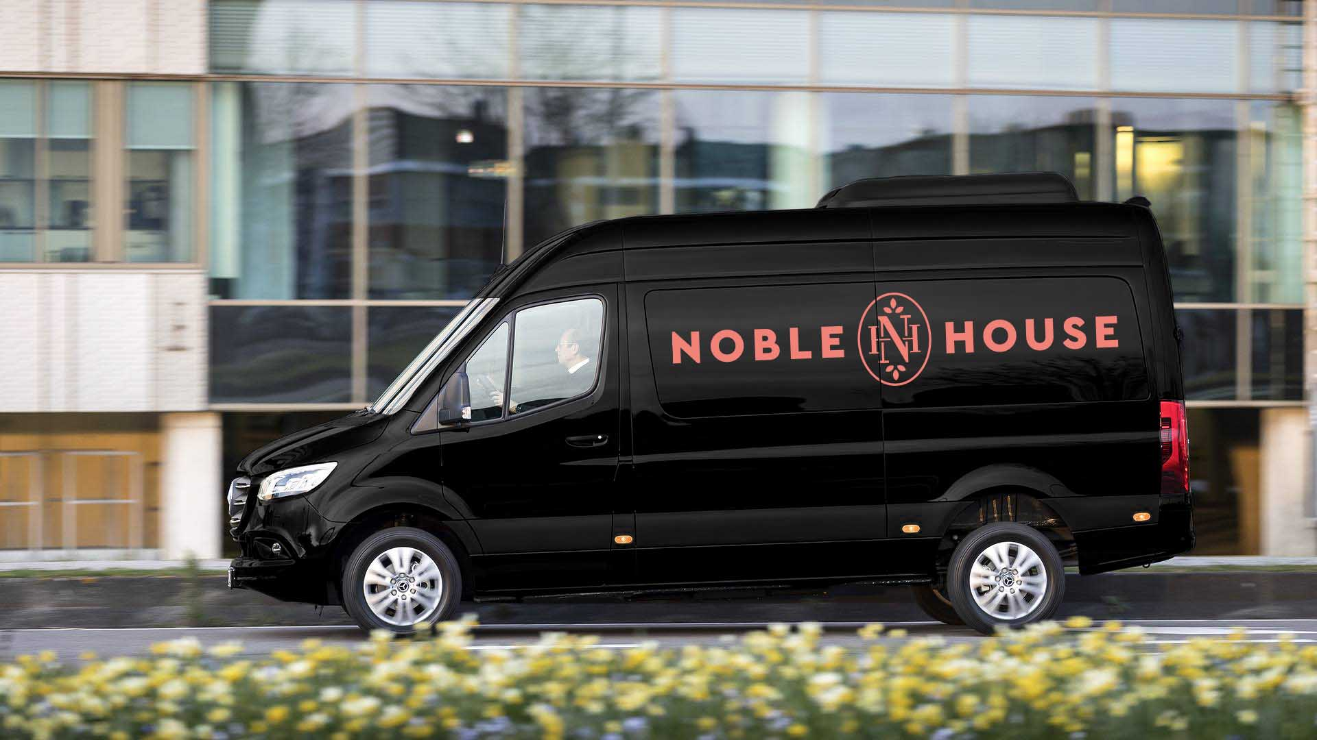 Noble House Prepared Delivering Frozen Prepared Ready Meals