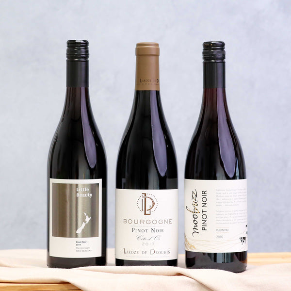 Pinot Noir: Prepared for you