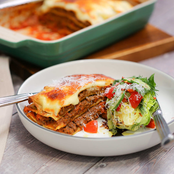 Classic Slow Cooked Aged British Beef Lasagne