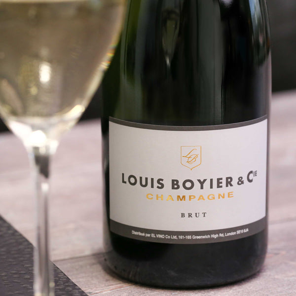 Louis Boyier Brut NV Champagne, France