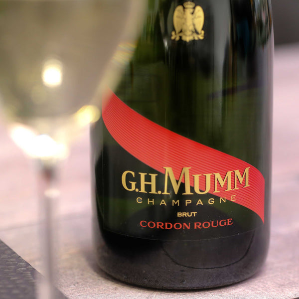 G.H. Mumm Cordon Rouge Brut NV, Champagne, France