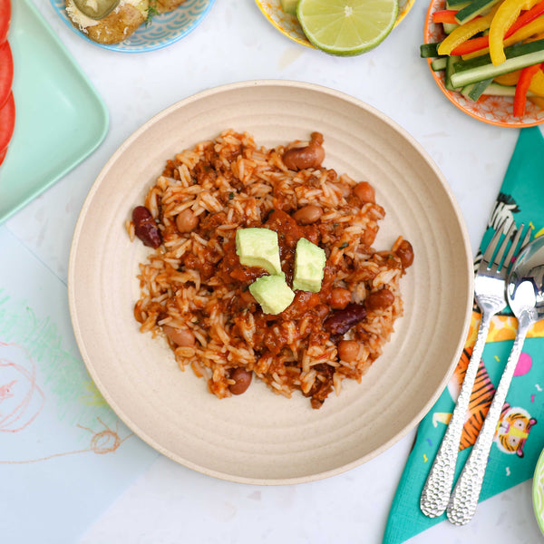Kids' Chilli Con Carne with Rice