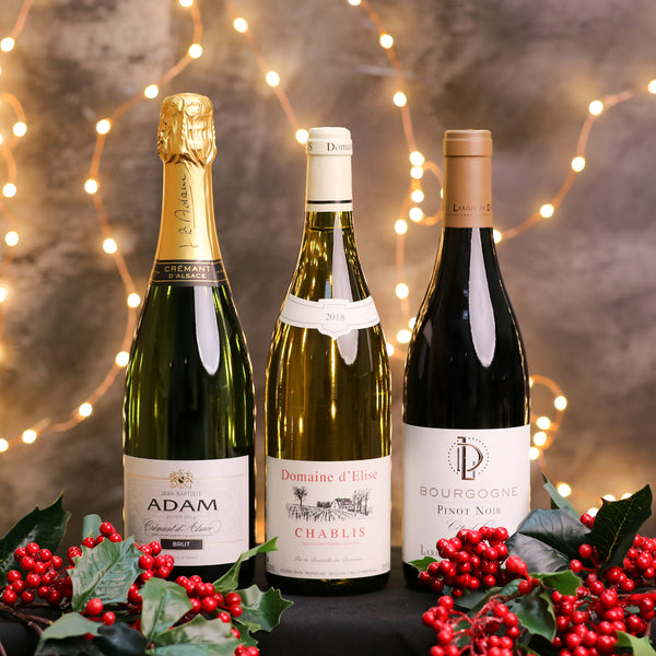 'Christmas Trio' - French Selection