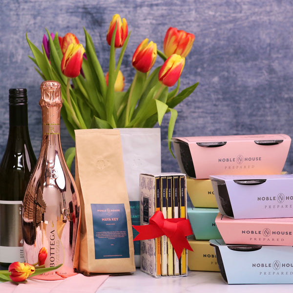Mother's Day: Luxury 4-Meal Box for One