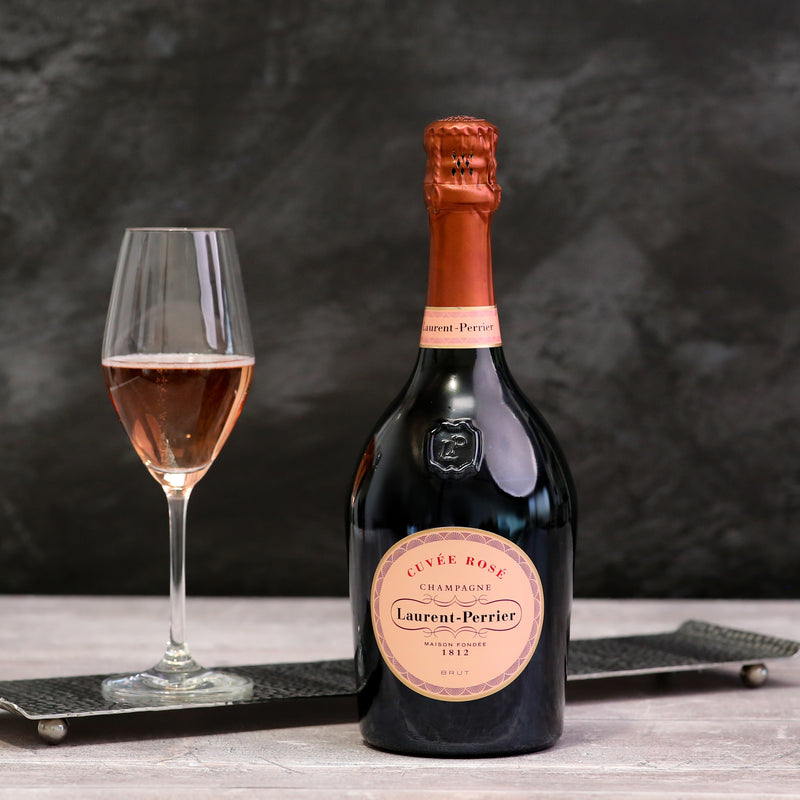 Laurent-Perrier Rosé Trio