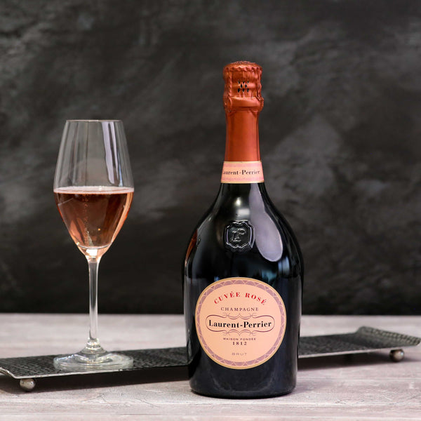 Laurent-Perrier Cuvée Rosé Brut NV, Champagne, France