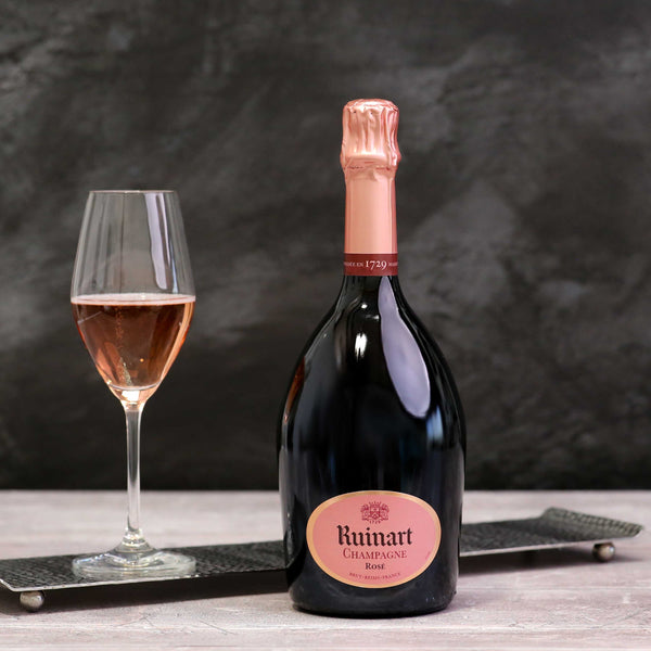 Ruinart Rose NV, Champagne, France