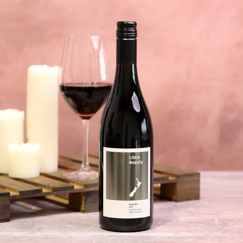 Little Beauty Limited Edition Pinot Noir, Marlborough, New Zealand 2018