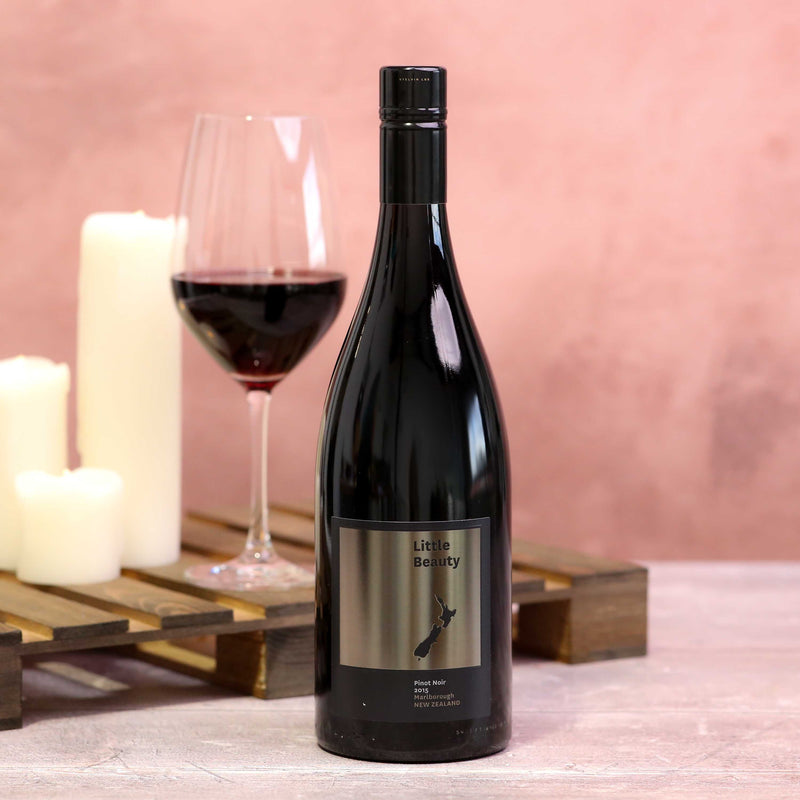 Black Edition Little Beauty Pinot Noir, Marlborough, New Zealand 2014