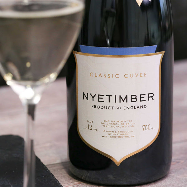Nytimber Classic Cuvée Brut Reserve NV, Sussex, England