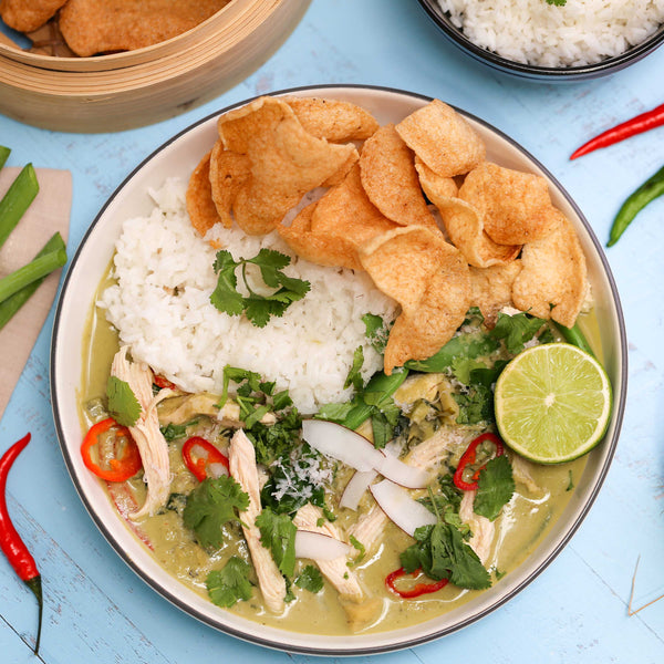 Thai Green Chicken Curry