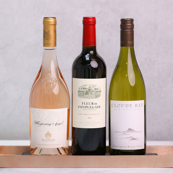 Noble Premium Wine Trio