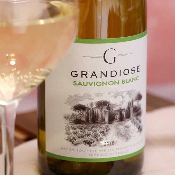 Grandiose Sauvignon Blanc, Gascony, France 2017