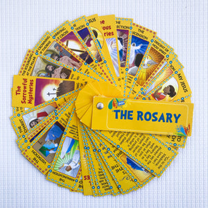 Brother Francis Devotional Fan - The Rosary