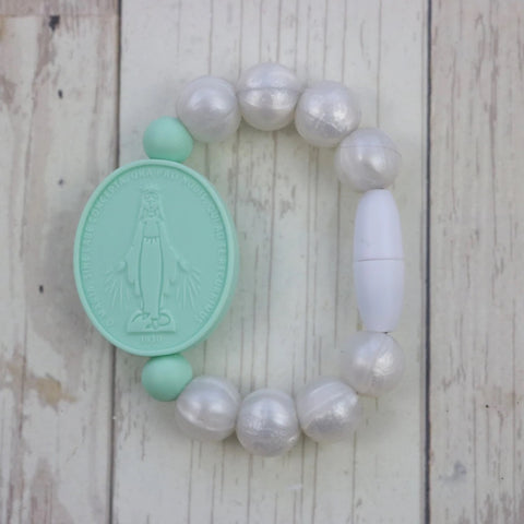 Miraculous Medal | Baby/Little Kid | MINT & PEARL
