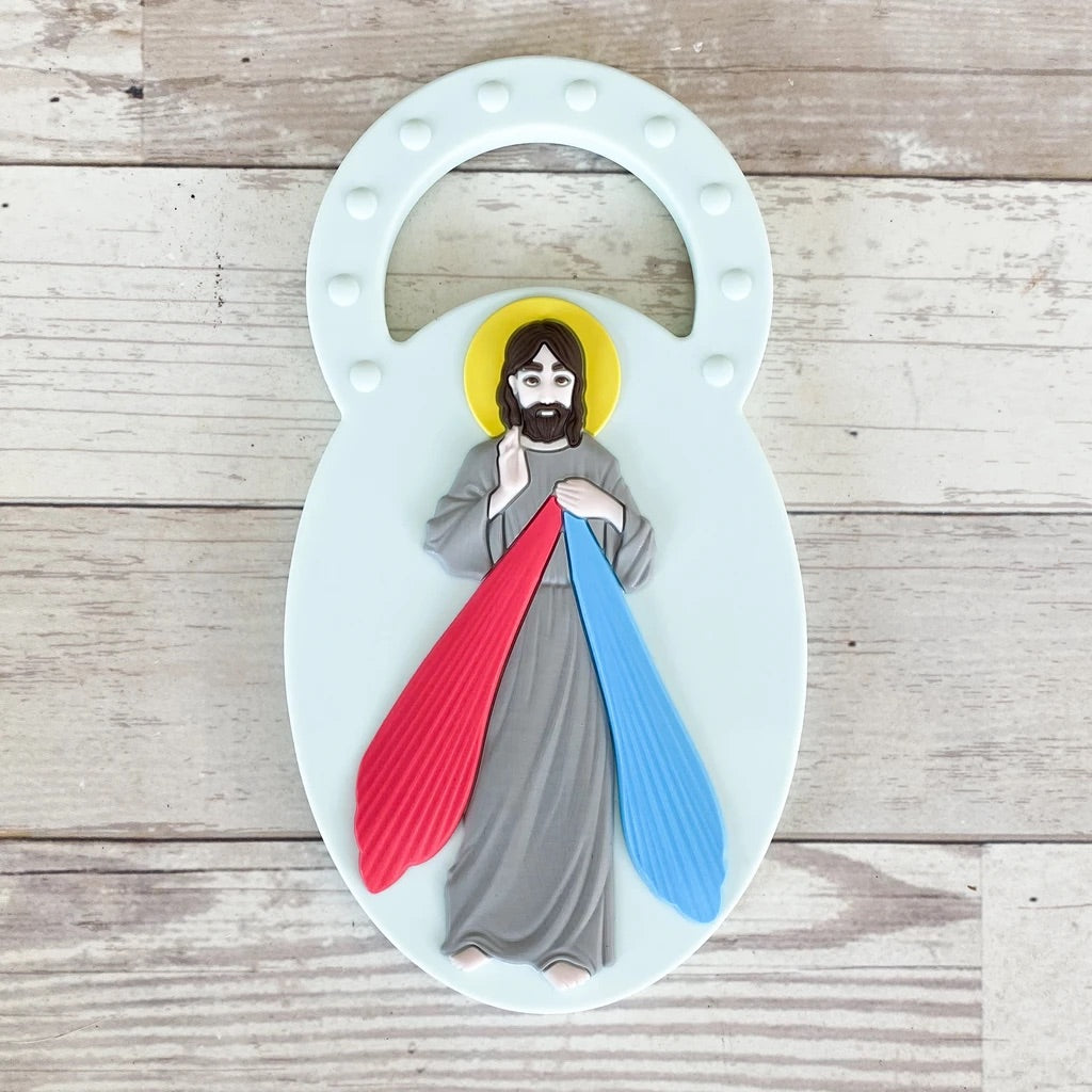 Divine Mercy Teether