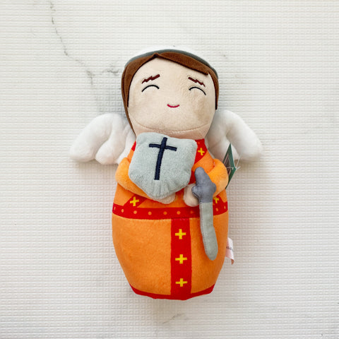 Plush Doll - Saint Michael the Archangel