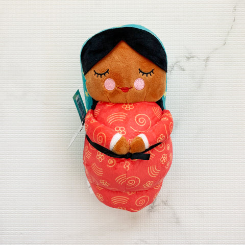 Plush Doll - Our Lady of Guadalupe