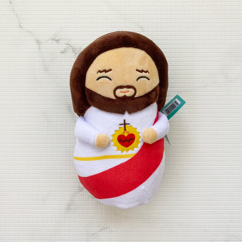 Plush Doll - Sacred Heart Jesus