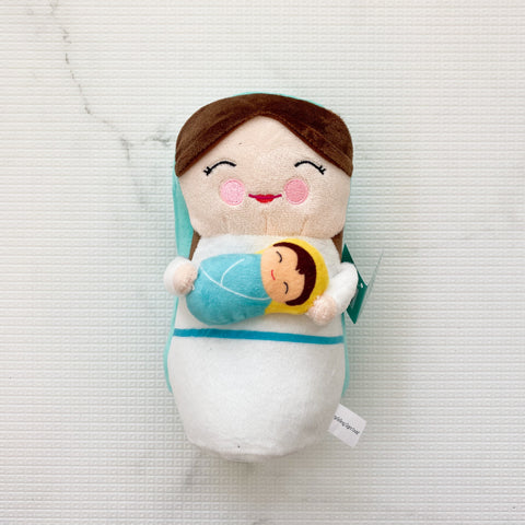 Plush Doll - Mother Mary