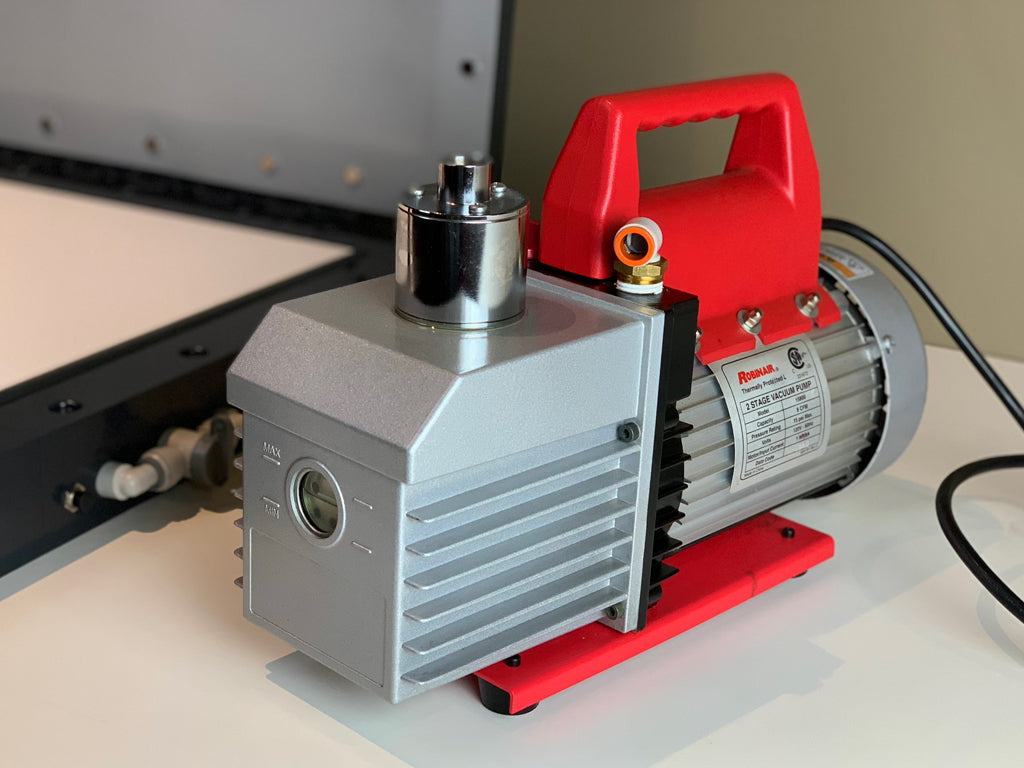 How to choose the right Vacuum Pump