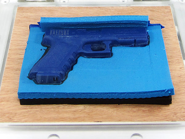 How To Make A Taco Holster Using The Hd Vacuum Forming Press
