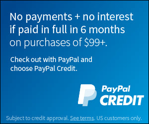 Paypal Financing Plans
