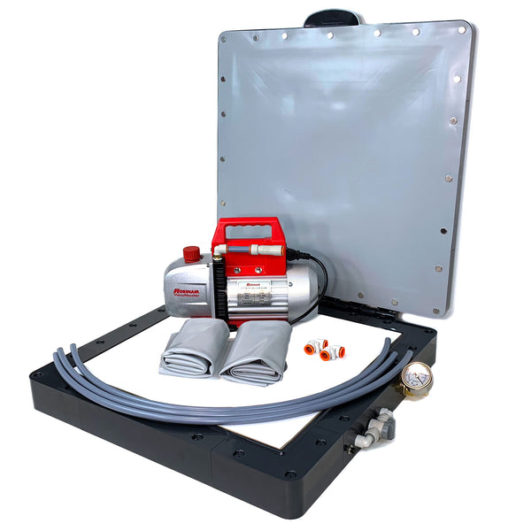 HD 2424 Vacuum Former Pro Kit - Professional set up for vacuum forming
