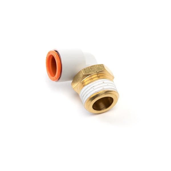 Easy Connect 1/2 inch NPT Male Elbow - HD Industrial Design
