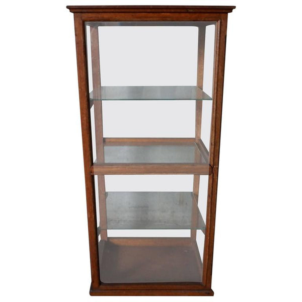 Antique English Display Case