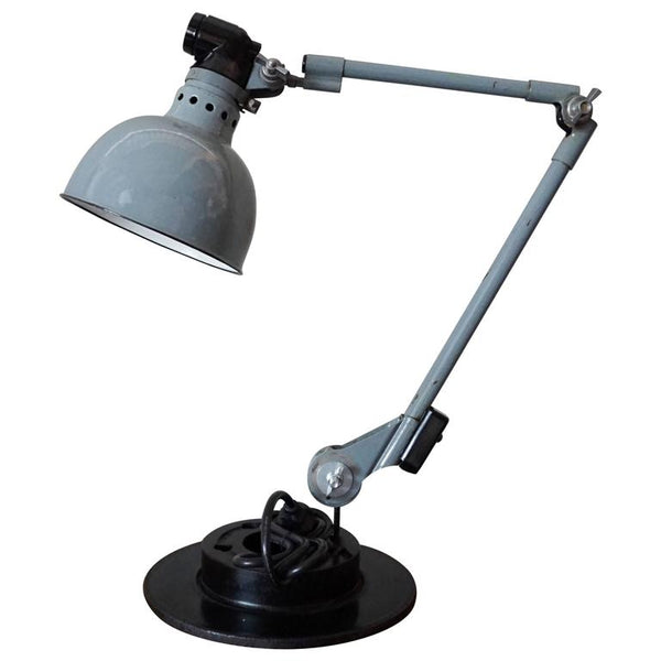 Desk Lamp by Ernst Rademacher, 1930s