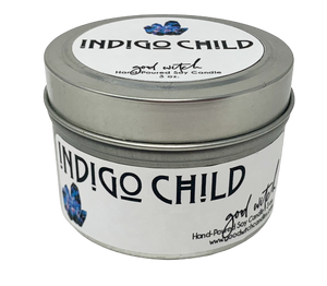 INDIGO CHILD | 3 oz. Travel Candle