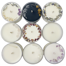 Load image into Gallery viewer, Tealight Sampler Kit (Set of 9)