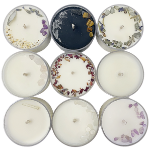 Tealight Sampler Kit (Set of 9)