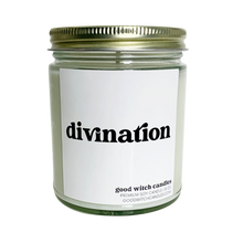 Load image into Gallery viewer, DIVINATION | Rosemary & Sage | Bare Collection 8+ oz.