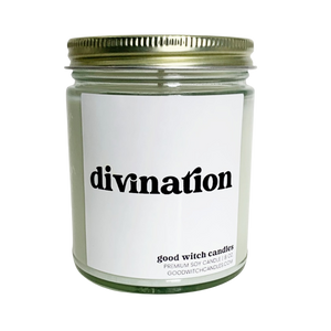 DIVINATION | Rosemary & Sage | Bare Collection 8+ oz.