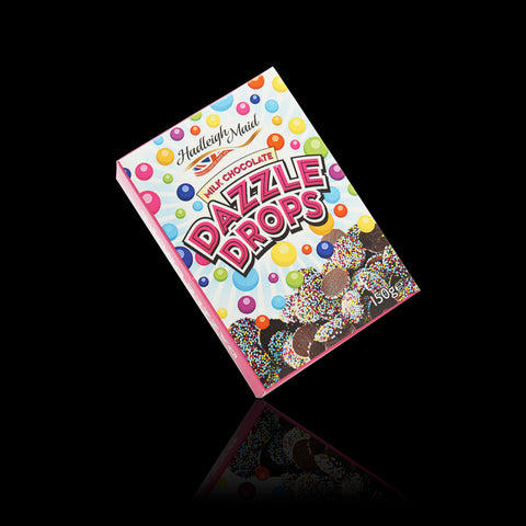 Milk Chocolate Dazzle Drops Boxed (150g)