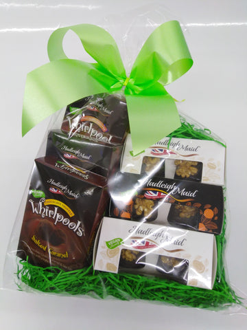 Fathers Day Vegan Friendly Chocolate Gift Bundle 6 product pack - (624g)